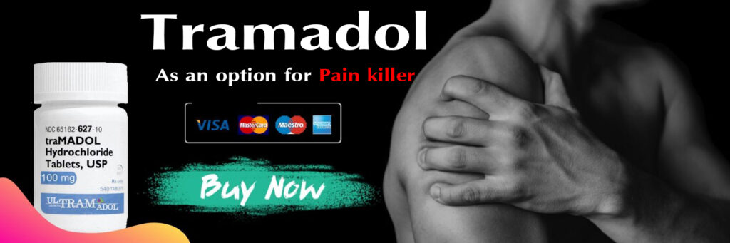Tramadol as an option for pain killer